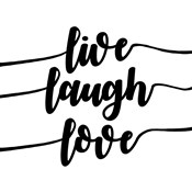 Live Laugh Love-Script
