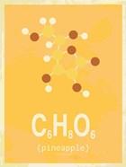 Molecule Pinapple Yellow