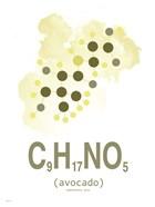 Molecule Avocado Aqua