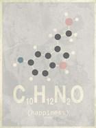 Molecule Happiennes-Medium Grey