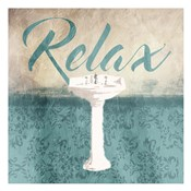 Relax Sink Teal