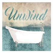 Unwind Bath Teal