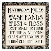 Black Gold Bath Rules
