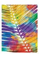 Watercolorful Palms