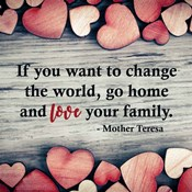 If You Want To Change The World