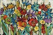 Confetti Floral I
