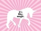 It's Like, Magic