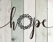 Hope Rustic Wreath II