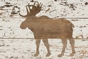 Moose in Reverse