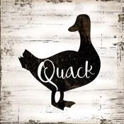 Farmhouse Duck