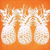 Orange Pineapples