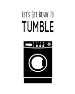 Let's Get Ready To Tumble - White