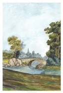 Scenic French Wallpaper III
