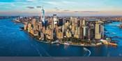New York between Sky & Sea