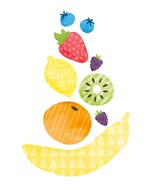 Funky Fruit I