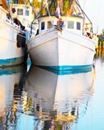Shrimp Boats Savannah