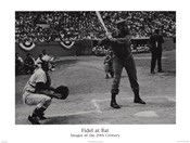 Fidel at Bat
