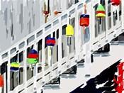 Vibrant Buoys IV