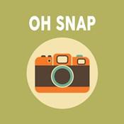 OH SNAP Camera Green
