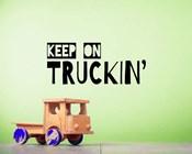 Keep On Truckin' Green