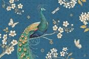 Ornate Peacock III Master