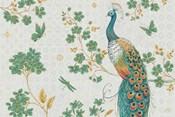 Ornate Peacock IV Master