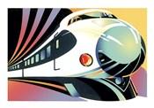Japanese High Speed Train