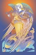 New Angel With Harp