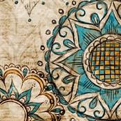 Henna Pattern II