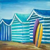 Beach Cabana I