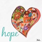Hearts of Love & Hope I