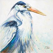 New Blue Heron I