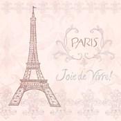 Elegant Paris Square III
