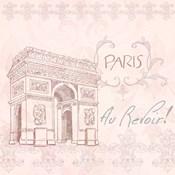 Elegant Paris Square II