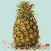 Contempo Pineapple Square II