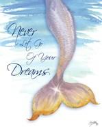 Mermaid Tail II (never let go of dreams)