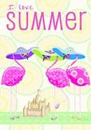 Flamingo Summer II