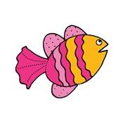 Whimsical Sea Creatures I