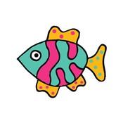 Whimsical Sea Creatures II