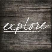 Explore on Wood