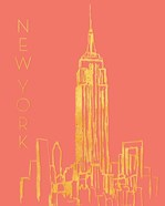 New York on Coral