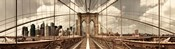 Brooklyn Bridge (sepia)