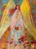 Harvest Autumn Angel