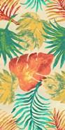 Havana Palm Pattern