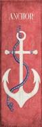 Oars & Anchors I