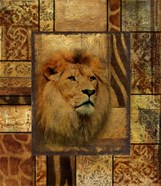 Decorative Safari II (Lion)
