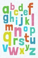 Alphabet of Colors I