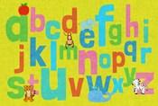 Alphabet of Colors II