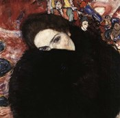 Lady with Muff, 1916-17