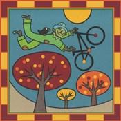 Stitch The Scarecrow Bike 1